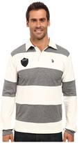 U.S. Polo Assn. Heavy Weight Jersey Classic Rugby Polo Shirt