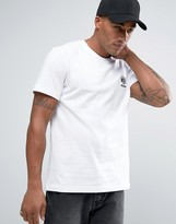 Reebok Classic Starcrest T-shirt In White Bk5124
