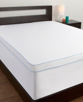 Comfort Revolution King Mattress Topper Protective Cover