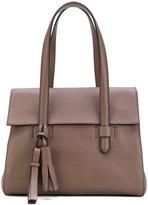 Max Mara fold over shoulder bag