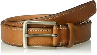 Trafalgar Men's 100% Leather Casual Belt