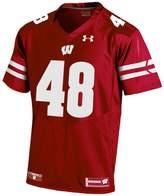 Under Armour Men's Wisconsin Badgers Replica Football Jersey