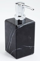 Water Works Waterworks Studio 'Luna' Black Marble Soap Dispenser