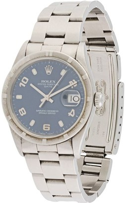 Rolex pre-owned Oyster Perpetual Date Wristwatch