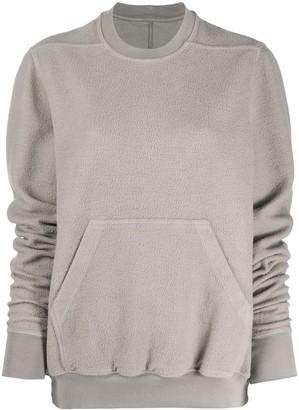 Rick Owens Crewneck Sweatshirt
