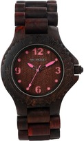 WeWood Kale Wood Watch