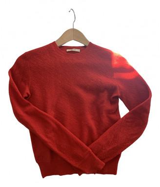 Celine Red Wool Knitwear