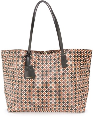 By Malene Birger Graphic Print Tote Bag