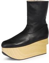 Vivienne Westwood Rocking Horse Boots Black Size UK 3/ EUR 36