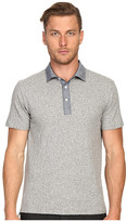 Todd Snyder Chambray Trim Polo