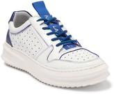 Karl Lagerfeld Paris Leather Perforated Sneaker