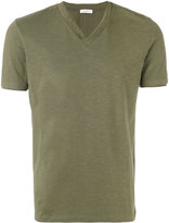 Paolo Pecora V-neck T-shirt - men - Cotton - L