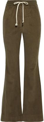 Twenty Montreal Cotton-corduroy Flared Pants