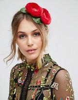 Asos Oversize Flower Headband