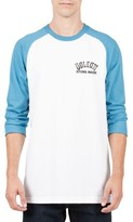 Volcom Men's Wrecker Raglan T-Shirt