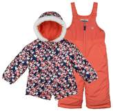 Osh Kosh Oshkosh Bgosh Toddler Girl Heavyweight Jacket & Bib Snow Pants Set