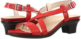 SAS Nouveau (Taupe) Women's Shoes