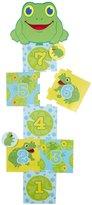 Melissa & Doug Sunny Patch Skippy Frog Hopscotch Action Game