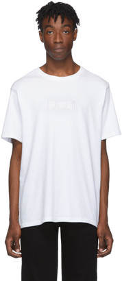 Levi's Levis White Relaxed Logo T-Shirt