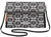 Petunia Pickle Bottom Infant Girl's Convertible Clutch - Black