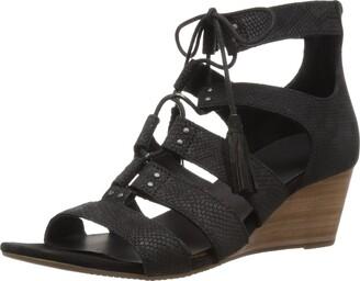 UGG Women's Yasmin Snake Gladiator Sandal