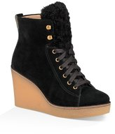 UGG Kiernan Wedge Lace up Booties