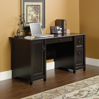 Three Posts Lamantia Desk Color: Estate Black
