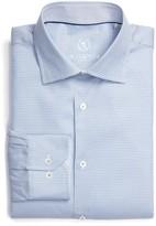 Bugatchi Men's Trim Fit Dress Shirt