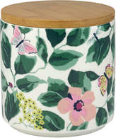 Mornington Leaves Storage Pot with Lid