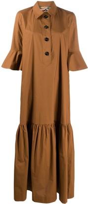 La DoubleJ Artemis Long Shirt Dress