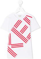 Kenzo logo print T-shirt