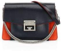 Givenchy Small GV3 Blue& Red Shoulder Bag