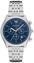 Emporio Armani Chronograph Link Bracelet Watch, 43mm