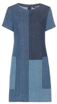 J Brand Luna denim mini dress