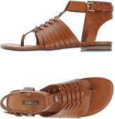 GUESS Toe strap sandals