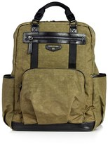 Infant Twelvelittle 'Courage' Unisex Backpack Diaper Bag - Grey