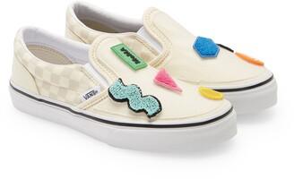 Vans x MoMA Slip-On Sneaker