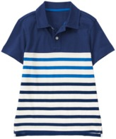 Crazy 8 Stripe Polo
