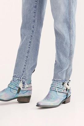 Bed Stu Watercolor Cowboy Boots