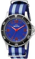 Seapro Men's SP5313NBL Analog Display Quartz Two Tone Watch
