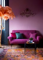 Matthew Williamson Aurora Fuchsia Tango Sofa