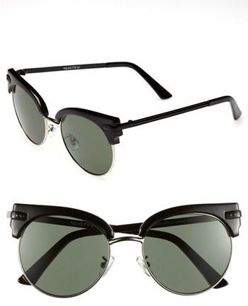 Spitfire 'London Weather' Sunglasses