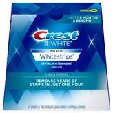 Crest 3D White Whitestrips 1 Hour Express Teeth Whitening Kit - 7ct