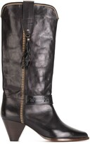Thumbnail for your product : Isabel Marant Dulma leather boots