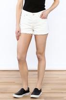 Free People High-Rise Denim Shorts