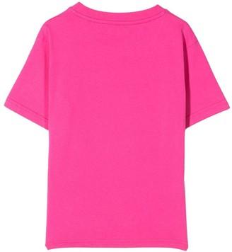 Balenciaga Pink Bonjour T-shirt