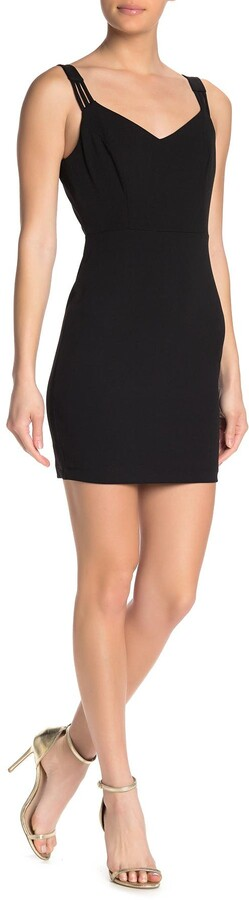 Thumbnail for your product : Jump Scuba Crepe Dress