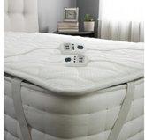 Silentnight Heated Luxury Foam Mattress Topper - Kingsize