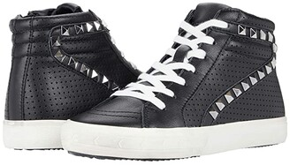 Steve Madden Tracey Sneaker (Black) Women's Shoes
