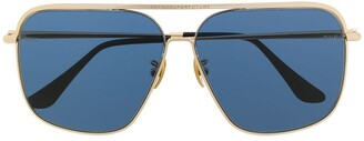 RetroSuperFuture Ponti aviator sunglasses